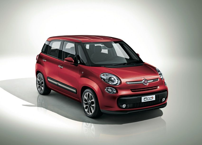Chrysler to Bring New Five-Passenger Fiat 500L to U.S. in 2013