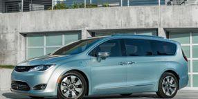 Google to Test Self-Driving Chrysler Pacifica Minivans