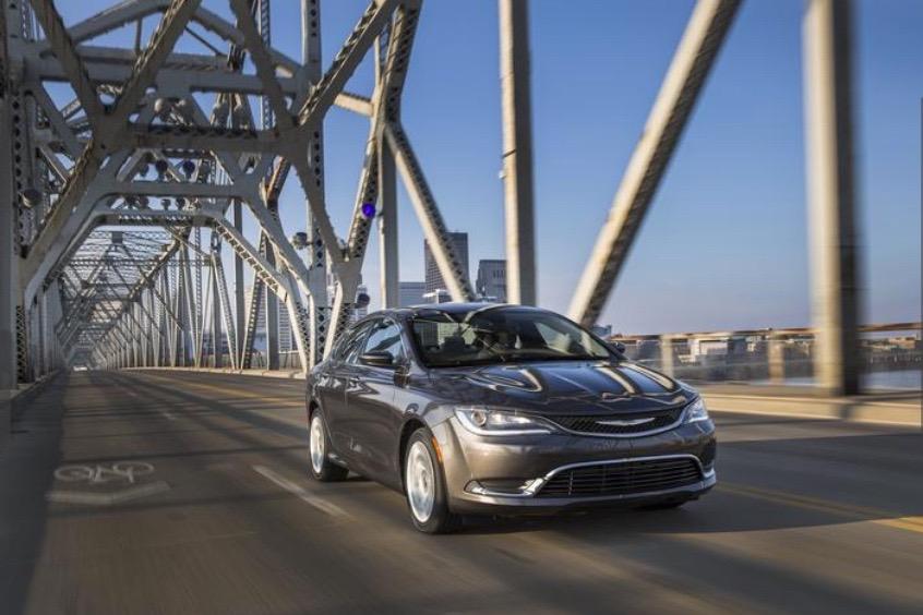 Chrysler 200 Sedans Recalled for Steering Issue