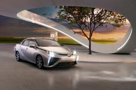 Toyota Brings Mirai to Australia