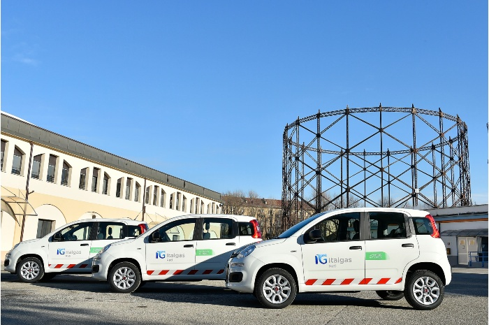 Italian Natural Gas Distributor Replaces Fleet With Methane