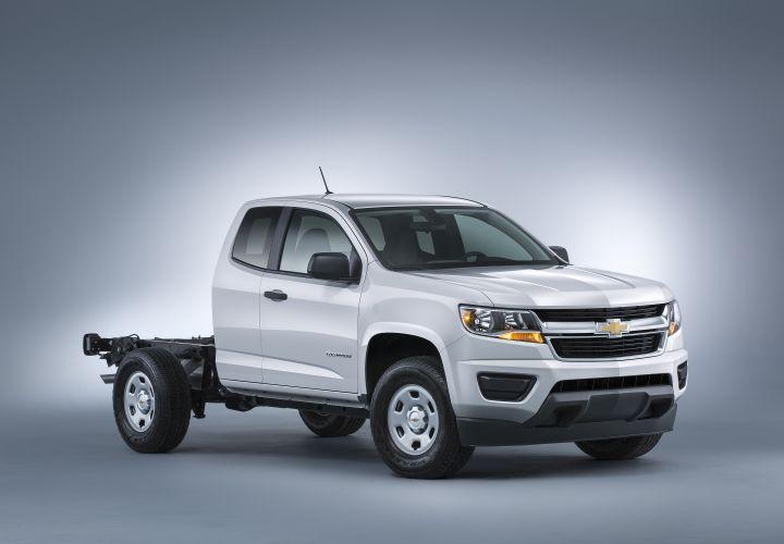 Chevrolet Offers Box-Delete Option on Colorado