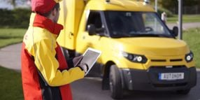 DHL to Deploy Electric, Autonomous Delivery Trucks in Germany