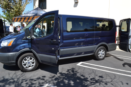 Ford Transit Offers Significant Fuel Economy Improvement Over E-Series