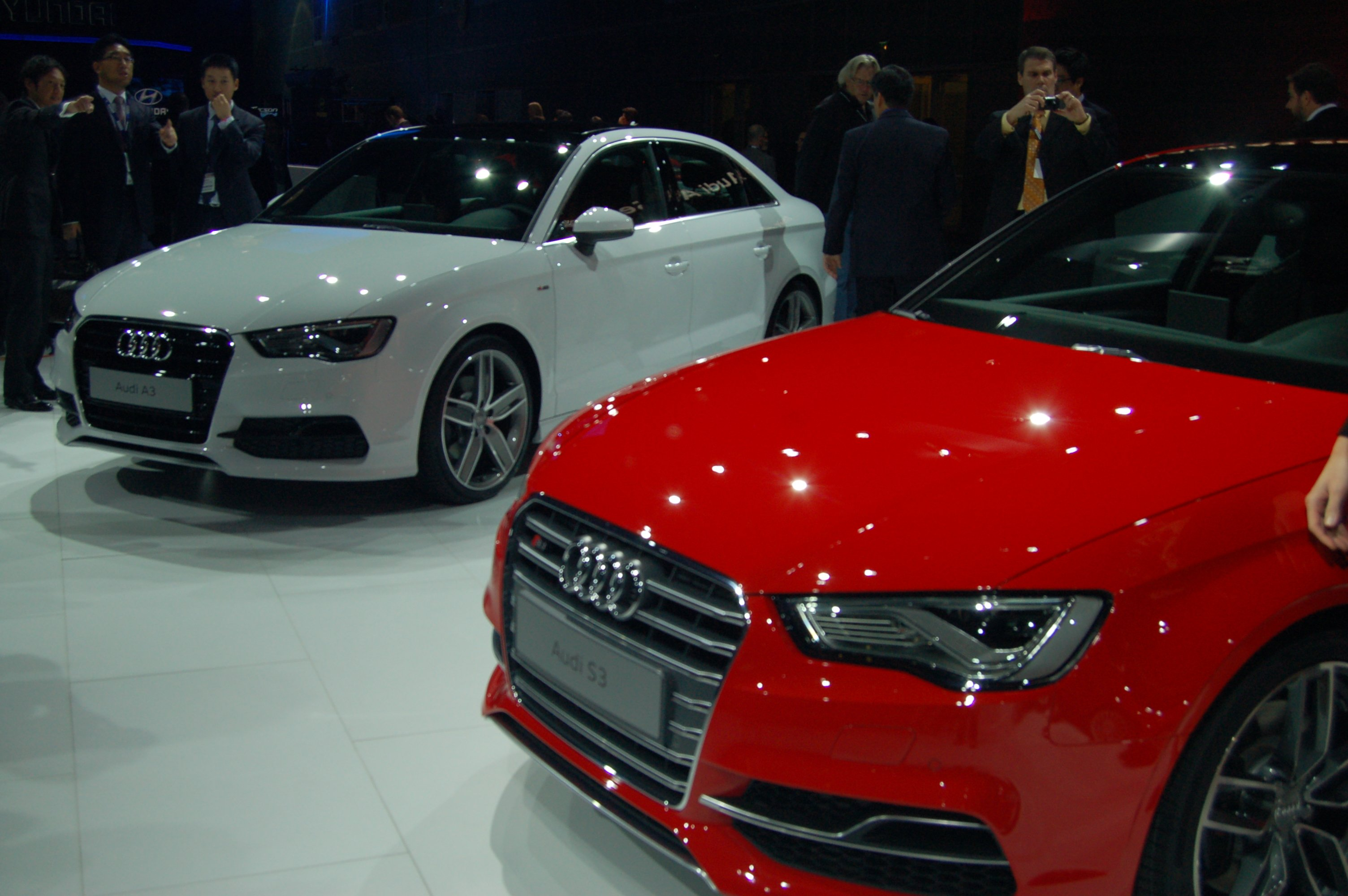 Audi Introduces New 2015 A3 Lineup at L.A. Auto Show