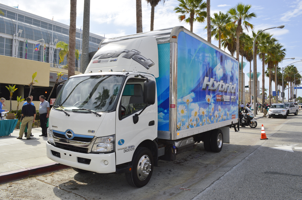 Fleet Managers Go Hands-On With Green Vehicles