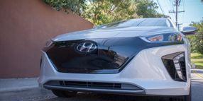 Hyundai Explains Ioniq Roll-Out Strategy