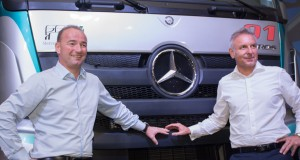 Mercedes-Benz Introduces Trucks and Vans for Brazil