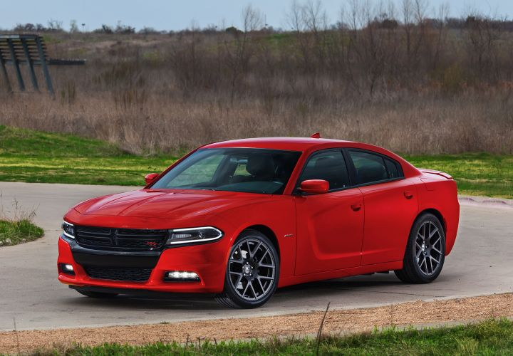 Dodge Charger Redesigned for 2015