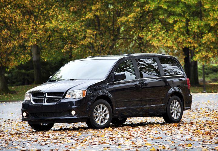 Compact SUVs, Minivans Lead April Auction Surge