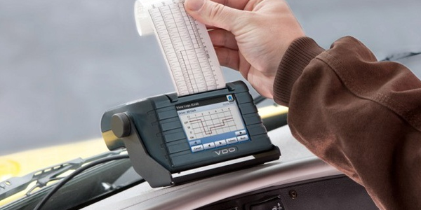Printing is one of several ways e-logs can be presented to enforcement officials during roadside...