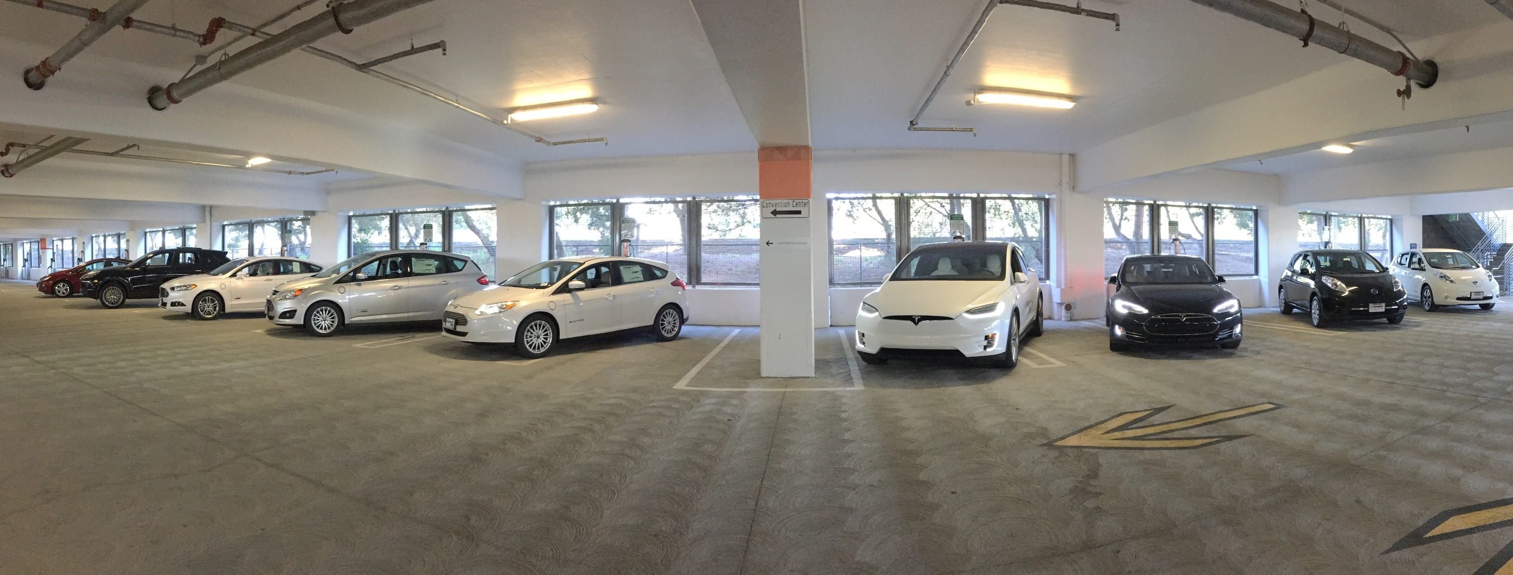 49-Station EV Charging Center Opens in Calif.