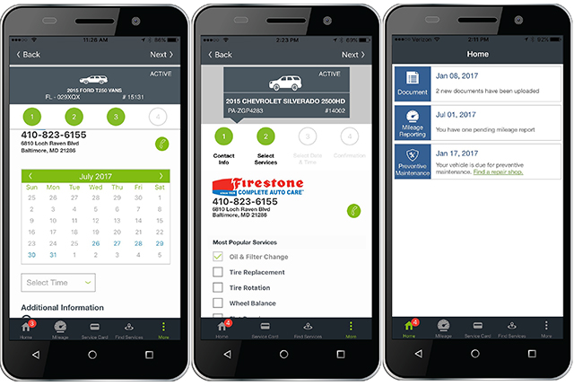 Element Offers Maintenance, Windshield Repair Scheduling on Mobile Devices