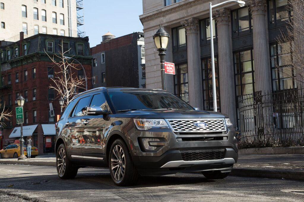 Ford Recalls Explorer, Lincoln MKC for Fire Risk