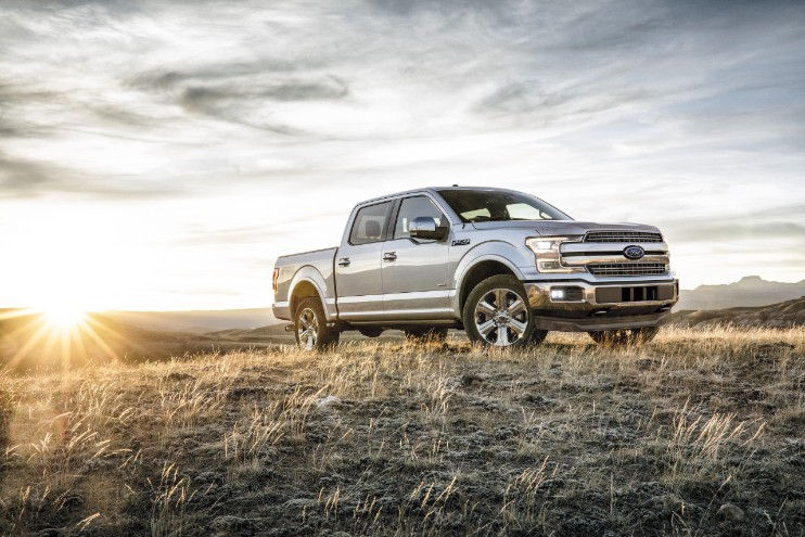 Ford F-150 Named IIHS Top Safety Pick