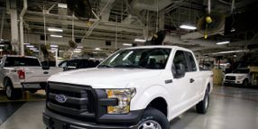 First Gaseous-Prep 2016 F-150 Rolls Off Assembly Line