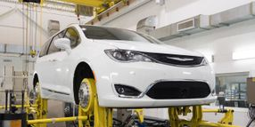 Fiat Chrysler Recieves $66M for Pacifica Hybrid Production