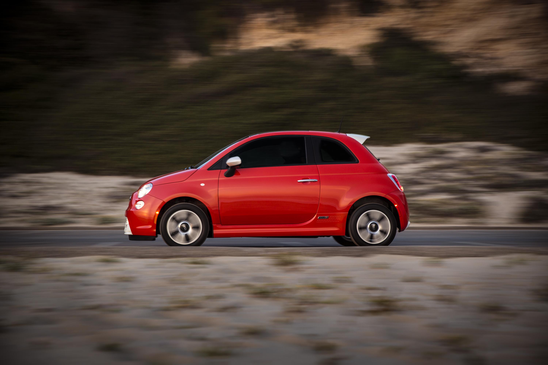 Fiat 500e Recalled for Stalling Risk