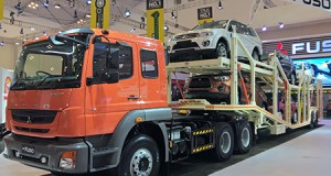 FUSO Adds Truck Products in Indonesia