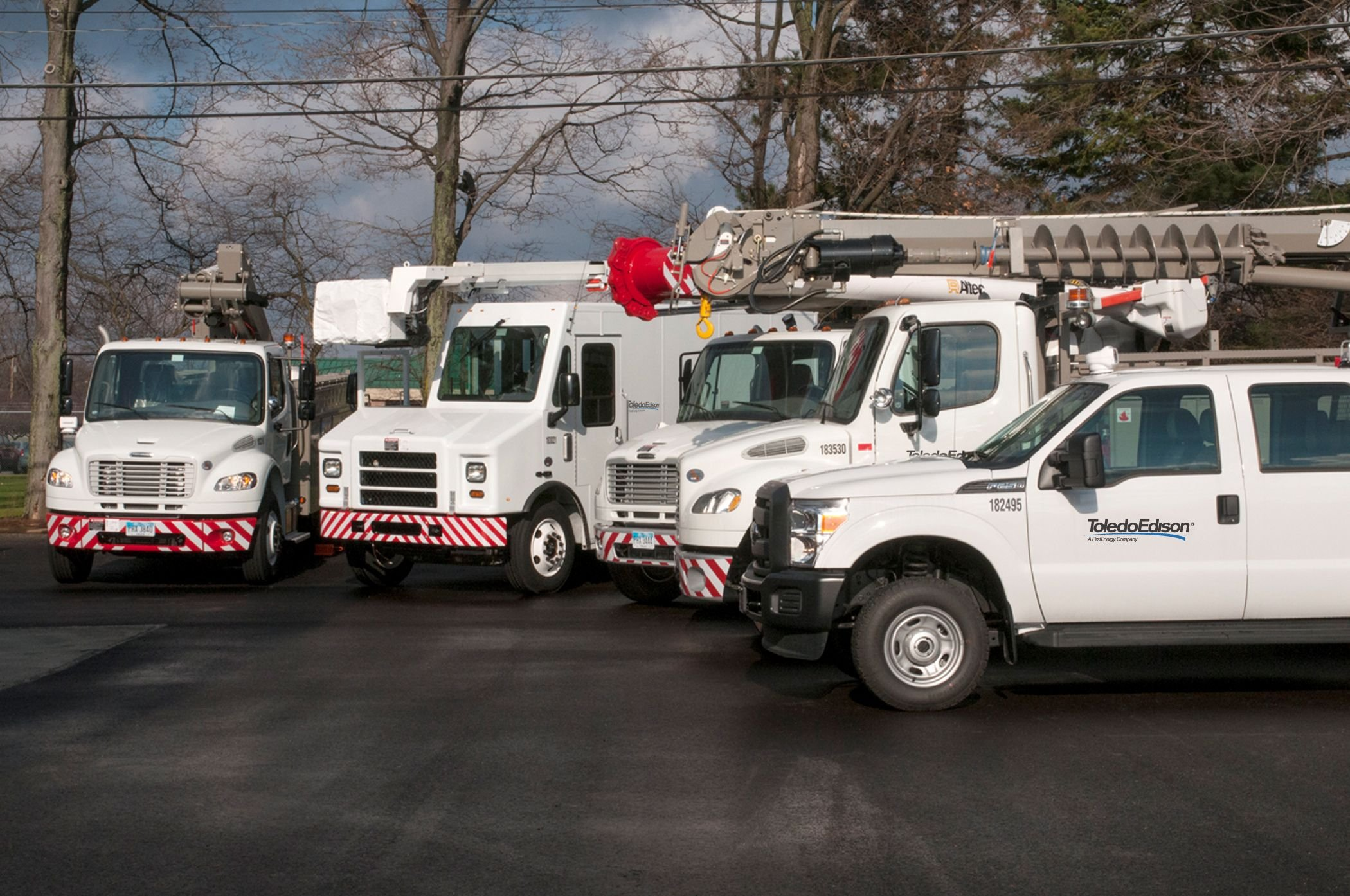 FirstEnergy Invests in 850 New Vehicles to Enhance Fleet Safety and Efficiency