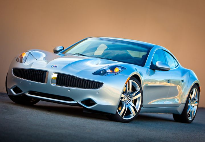 Chinese Company Takes Over Failed Fisker