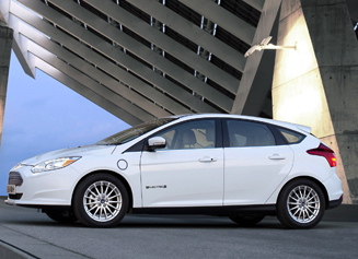 Ford Focus Electric Earns Top Vehicle Safety Rating From NHTSA