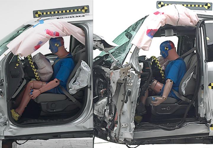 Ford Upgrading Crashworthiness of 2016 F-150