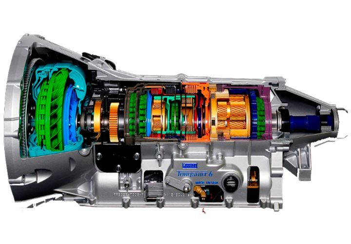 F-650/F-750 Switches to Ford-Built Engine, Transmission