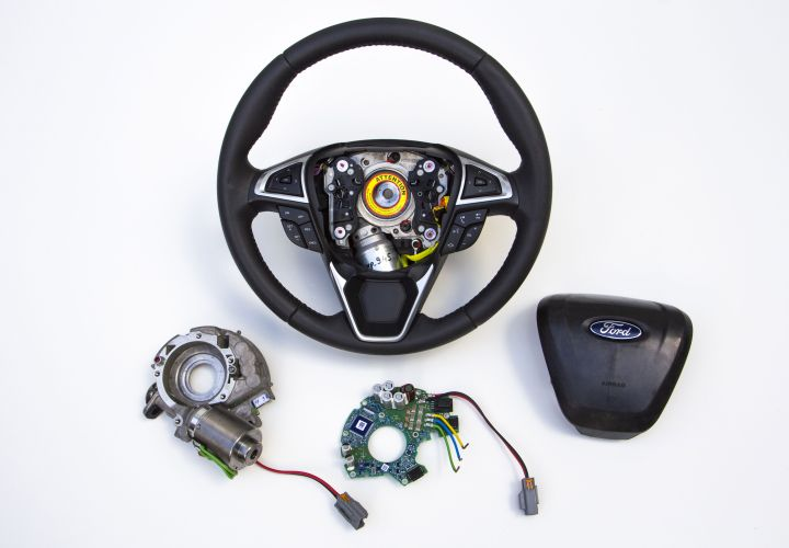 Video: Ford to Launch Advanced Steering Technology