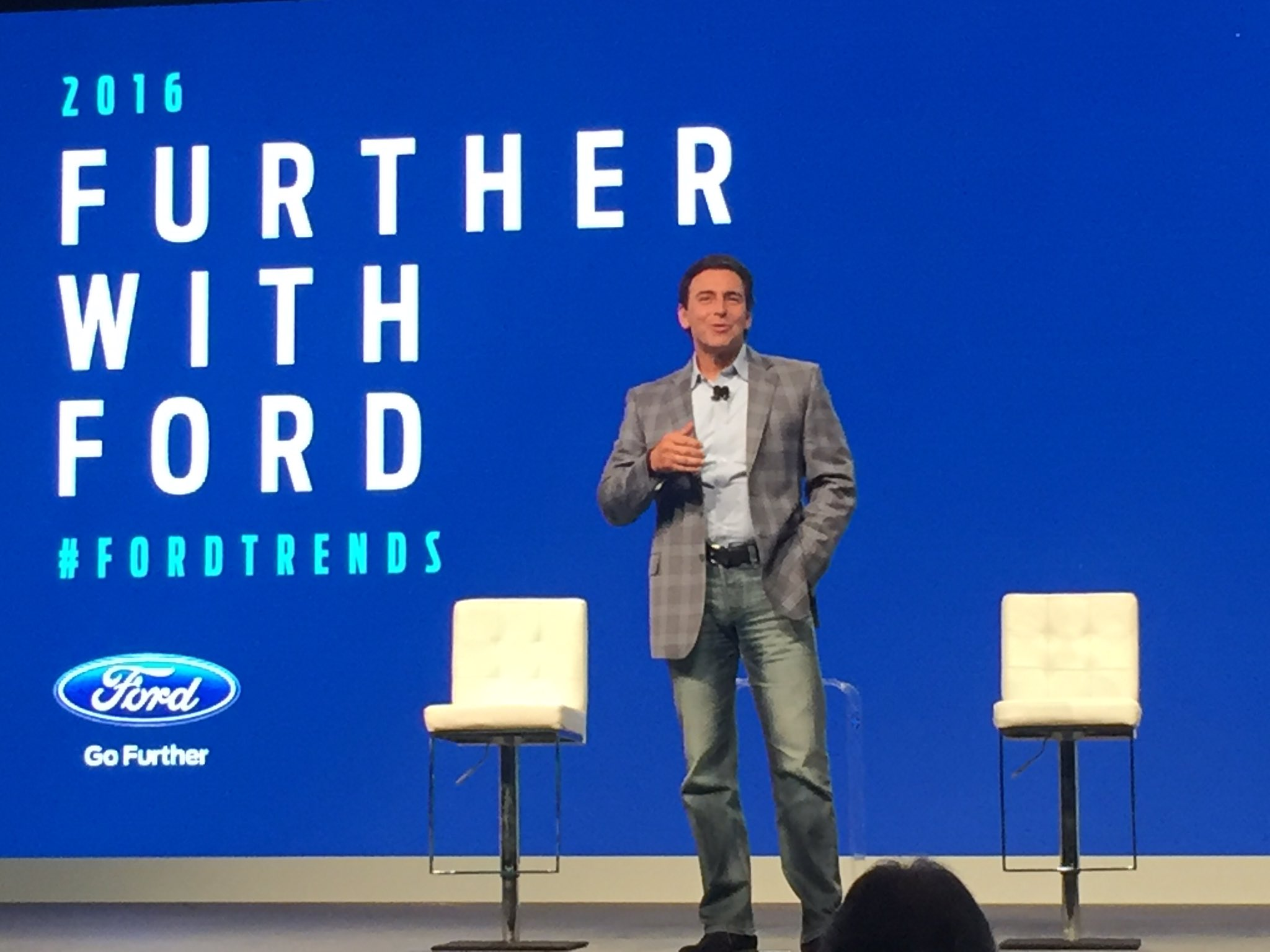 Ford Gives Autonomous Vehicle Update