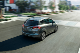 Ford Discontinues C-Max Hybrid, Plug-in Cars