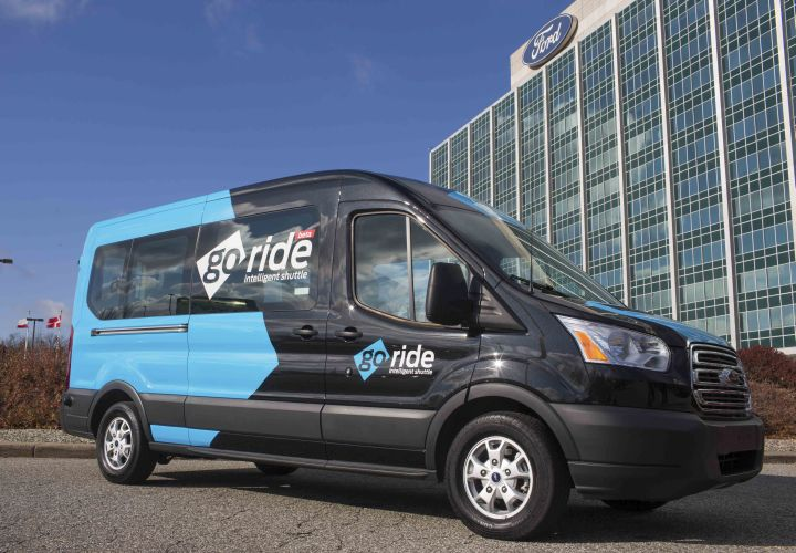 Ford Offers Shuttle Service for Employees