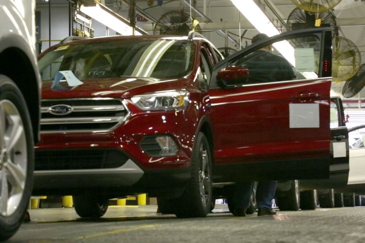 Ford Escape Adds Apple CarPlay, Android Auto