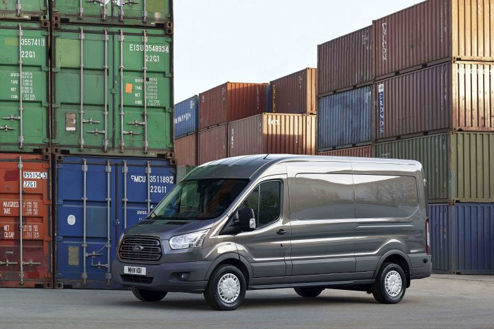 Ford Transit Becomes Top Global Van
