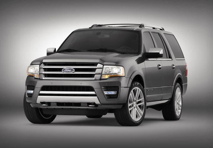 2015 Ford Expedition Gets V-6 EcoBoost
