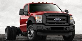 Commercial Truck Registrations Rise 12 Percent