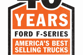 Ford Sells More than 26M F-Series Trucks