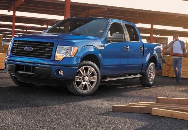Ford Recalls 7 Models Including 2014 F-150