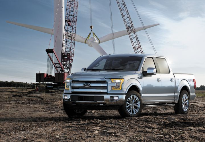 Federal Loan Would Aid Alcoa Aluminum Expansion for F-150
