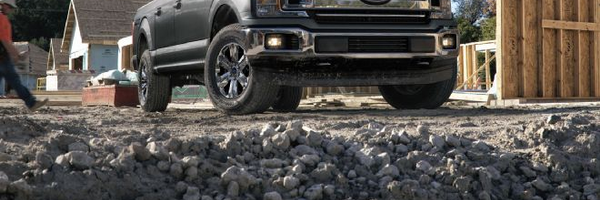 Photo of 2018 F-150 pickup courtesy of Ford.