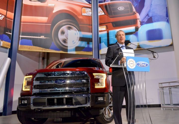 Ford Adds 850 F-150 Production Jobs