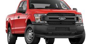 2018 Ford F-150 Engines Add Power, Efficiency