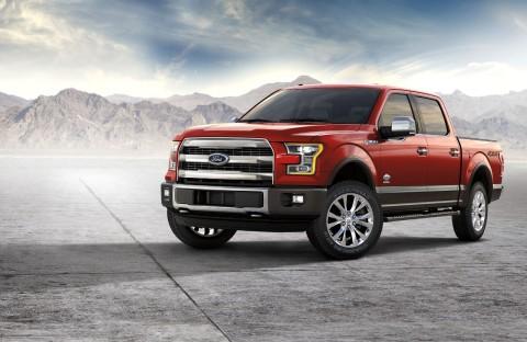 Ford Recalls F-150 Trucks for Instrument Display