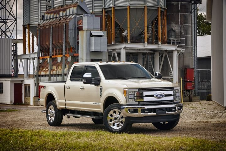 Ford Releases 2017 Super Duty Pricing