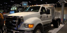 Ford Says Gasoline-Equipped F-650 Offers Affordability and Flexibility