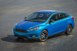 2015 Ford Focus Aims for Best Compact Fuel Economy