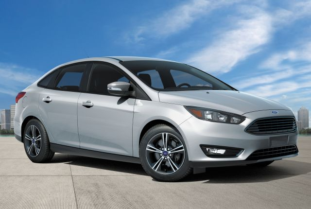 Ford to Source Next-Gen Focus From China