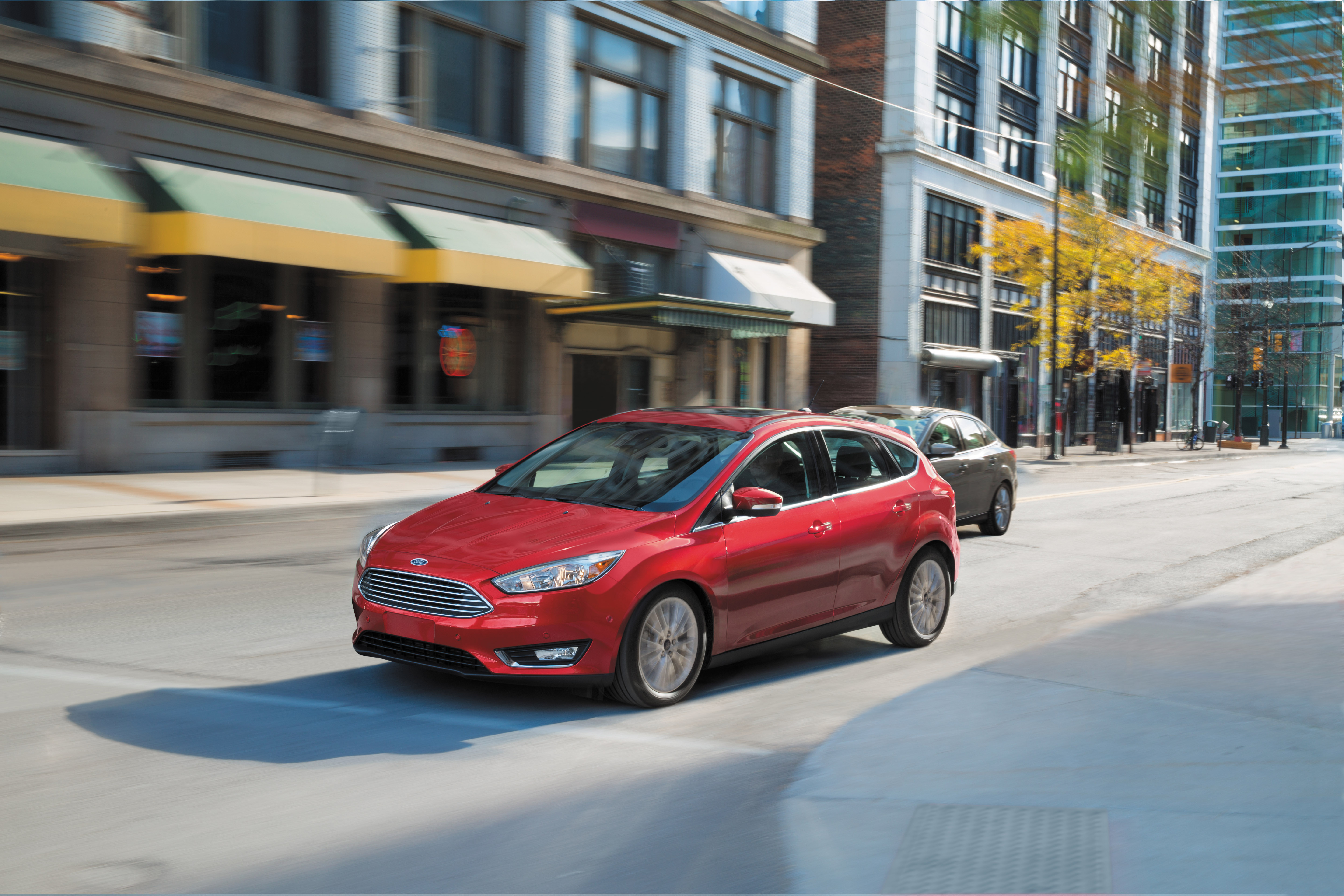 Ford Focus, Fusion Sedans Recalled for Clutch