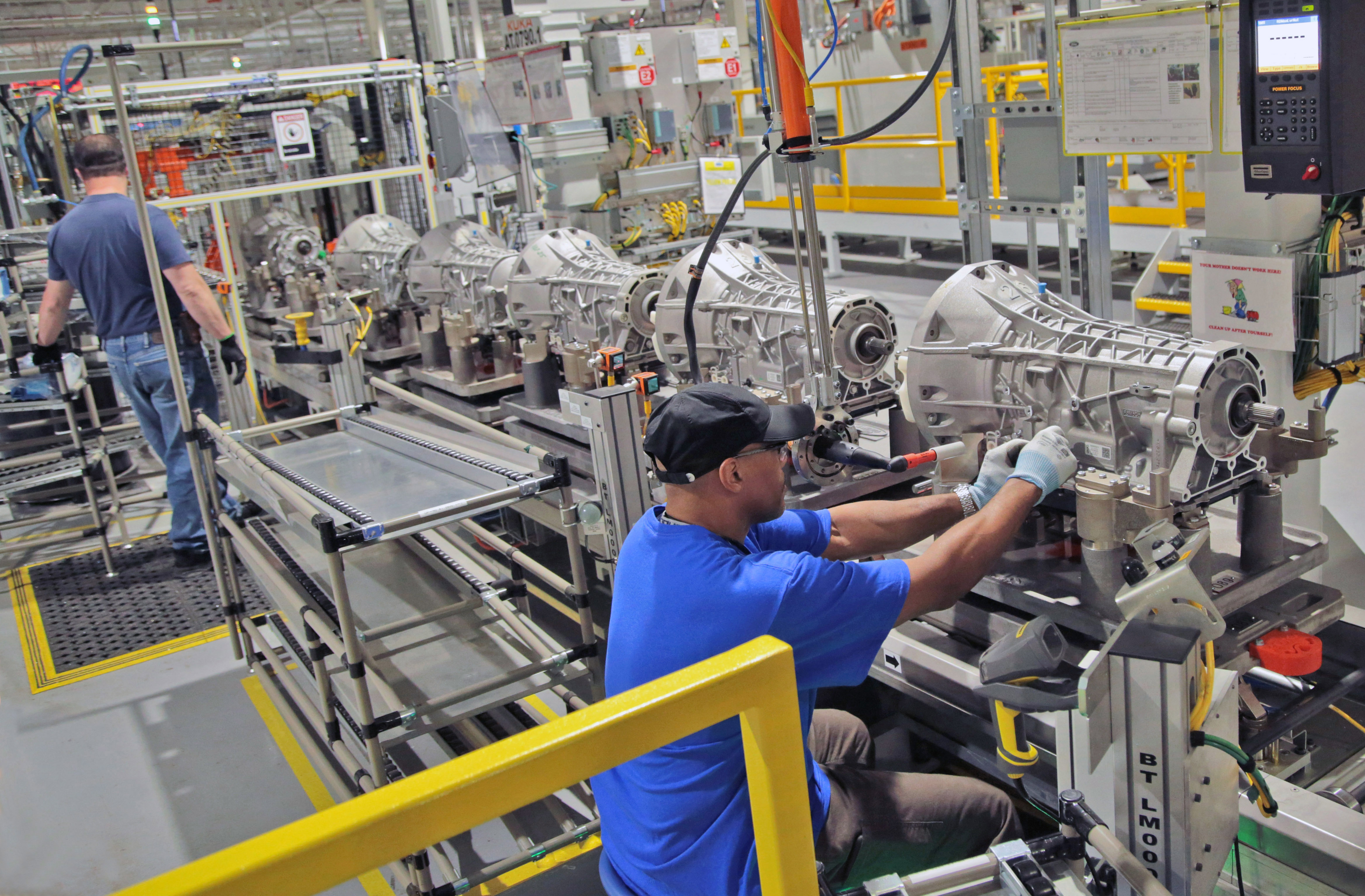 Ford Invests $1.6B to Upgrade Truck Production