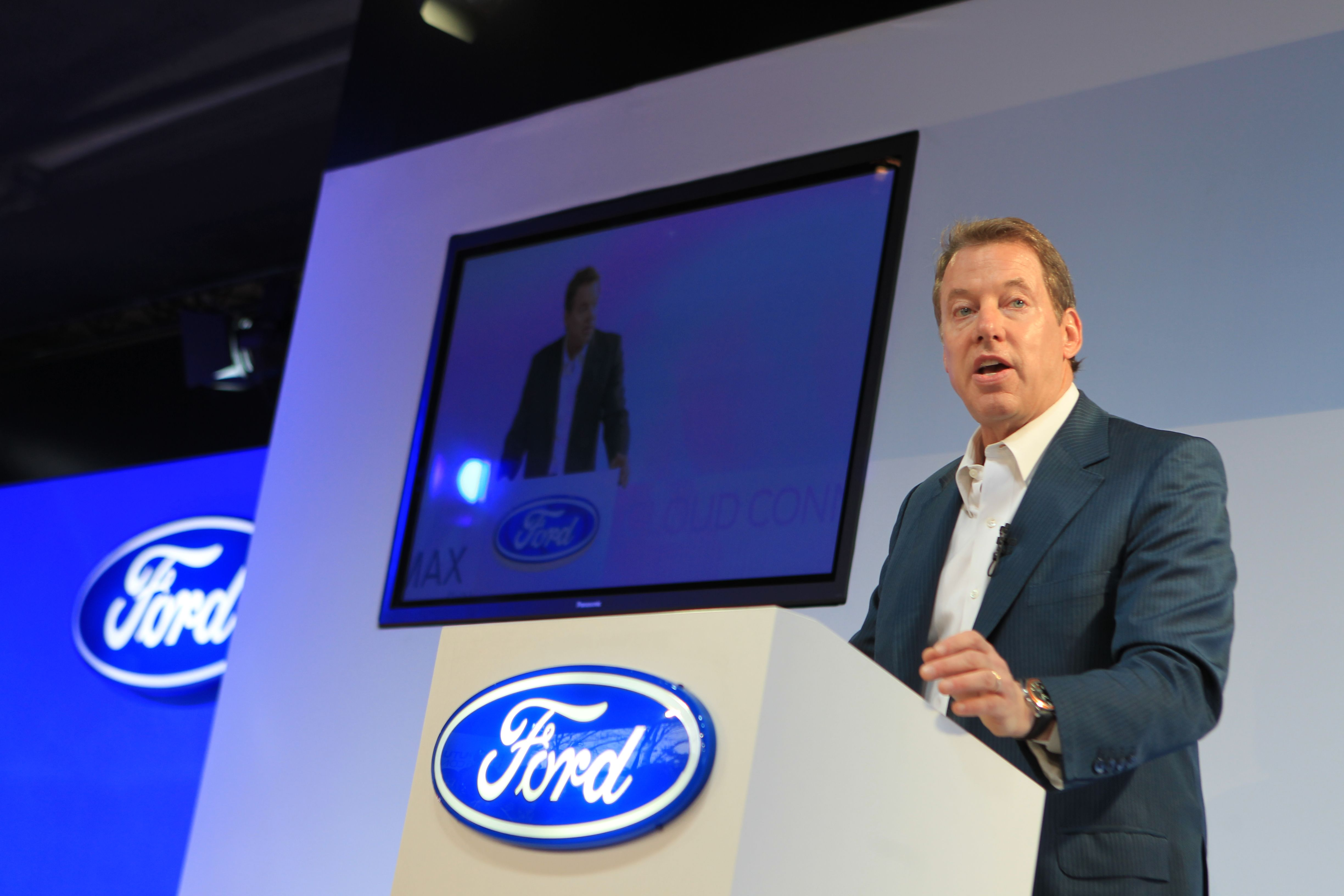 Bill Ford Outlines Vision of Future Transportation at Mobile World Congress